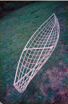 skin on frame dory | Nimrod 12 canoe | Tidewater Small Craft