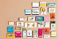 July 2012: matchboxes
