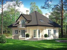 Row House Design, Modern Small House Design, Modern Barn House, Modern Bungalow House, Small House Interior Design, Architectural Design House Plans, Simple House Design, Craftsman Style House Plans, Villa Design