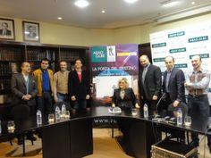 Rueda de prensa presentación La Forza del destino. 62 Temporada de ABAO-OLBE en Bilbao