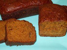 Gluten Free Desserts made Delicious: Gluten Free Yummy, Pumpkin Bread
