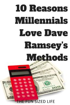 """Why is it that so many millennials like Dave Ramsey when we're """"new age"""" and he's so old school? Well, I've got a few theories. Ways To Save Money, How To Get Money, Money Saving Tips, Saving Ideas, Money Tips, Online Budgeting Tools, Budgeting Worksheets, Financial Guru, Financial Peace"""