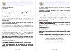 Forderung an Landrat wegen Aktivität Jugendamt gemeinsam mit Schule gegen unseren Willen -  torsten WENDT als Verantwortlicher c/o Kreis Steinburg Fax: 04821 69231 Forderung aus der Unterlassungsverfügung zu…