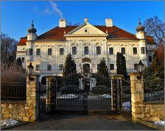 Teleki-Dégenfeld-kastély,Szirák