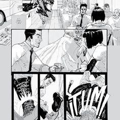#comic #rosarionocturno #bw #historietaargentina #vampires Vampires, My Arts, Manga, Comics, Instagram, Illustration, Manga Anime, Illustrations, Manga Comics