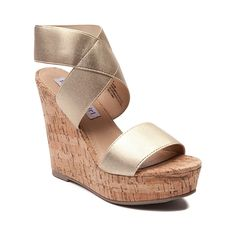 31fb73d060d Womens Madden Girl Gracie Wedge