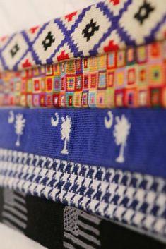 Good Threads Needlepoint Belts