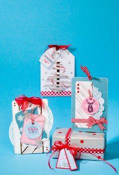 Bij kerst horen cadeautjes!