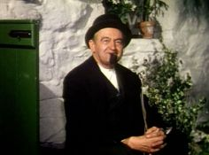 "Barry Fitzgerald ""totally Irish"""
