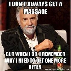 You need one now! Call John @ All Star Massage 702-373-2283