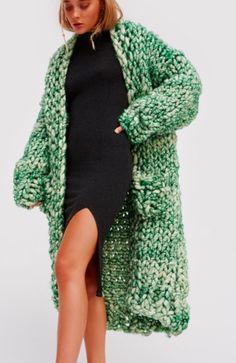 Loopy Mango Favorite Sweater Coat | TrufflesandTrends.com