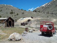 Visit Colorado, Living In Colorado, Ghost Towns In Colorado, Silverton Colorado, Best Atv, Jeep Trails, Atv Riding, Colorado Mountains, Road Trippin