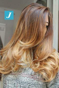 Inimitabile Degradé Joelle #cdj #degradejoelle #tagliopuntearia #degradé #igers #musthave #hair #hairstyle #haircolour #longhair #ootd #hairfashion #madeinitaly