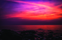Beautiful sunset om the beautiful paradise Koh chang in Thailand Stefan Johansson, Koh Chang, Beautiful Sunset, Thailand, Paradise, Celestial, Sweet, Outdoor, Candy