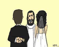 Una galería con 9 verdades fundamentales para antes de casarme, porque el matrimonio es cosa seria.