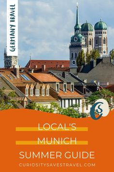 Summer in Munich: 40 Things to do in Munich to Beat the Heat - a Local's Guide! I places to go in Munich I what to do in Munich I Munich travel guide I Germany travel I visit Germany I things to do in Munich I summer travel in Germany I summer in Germany I Germany travel tips I tips for Munich travel I where to go in Munich I Germany summer tips I local travel tips I Munich travel I visit Munich I Europe travel I summer in Europe I Munich attractions I #Munich #Germany Road Trip Europe, Europe Travel Guide, Europe Destinations, Visit Munich, Visit Germany, Munich Germany, Austria Travel, Germany Travel, Winter Travel