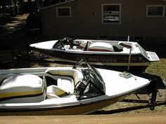The Only Thing Better Than a Ski Nautique is TWO!!!