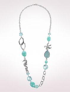 Ocean Charm Necklace