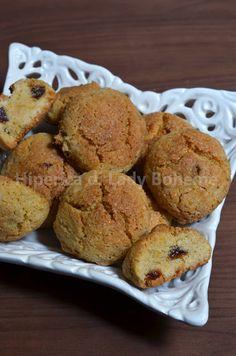 Biscotti con farina di riso e latte di riso senza burro