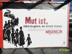 210. - Plakat in Stockach. / 08.12.2013./