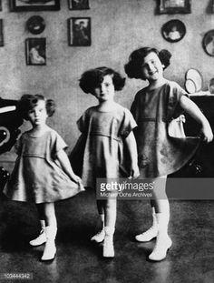 The Gabor Sisters..Eva, Zsa Zsa & Magda