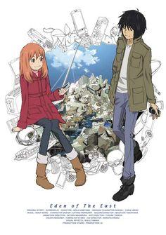 Higashi No Eden (東のエデン) 2009