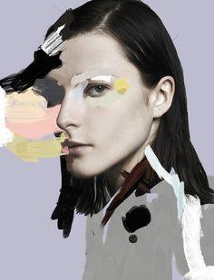 ERNESTO ARTILLO- Project for IMG models NY
