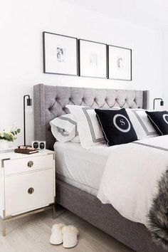 Master bedroom over bed decor decorating ideas on a budget rustic small space living mastering minimalism . master bed and bath decorating Bedroom Inspo, Home Decor Bedroom, Adult Bedroom Ideas, Bedroom Neutral, Bedroom Black, Bedroom Ideas For Small Rooms For Adults, Bedroom Furniture, Bedroom Ideas For Women In Their 20s, Bedroom Decor For Couples
