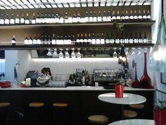 Restaurante forte  barra Te Veo en Madrid