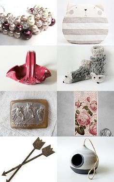 Cranberry Winter by Alison Morgan on Etsy--Pinned with TreasuryPin.com