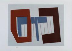 Composizione litografia VII/XX