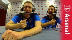 Mertesacker wird 30 und kommentiert Arsenal [Video]... granad sein Block!