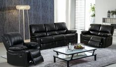 Samantha Leather Gel Reclining Sofa and Loveseat Living Room Set Leather Living Room Set, Living Room Sofa, Living Room Furniture, Furniture Chairs, Antique Furniture, Clearance Outdoor Furniture, Cheap Living Room Sets, Living Room Lighting, Room Lights