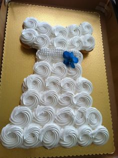 bridal shower (cup)cake