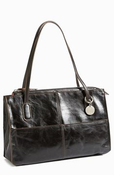 $258, Hobo Friar Shopper Black. Sold by Nordstrom. Click for more info: https://lookastic.com/women/shop_items/147053/redirect