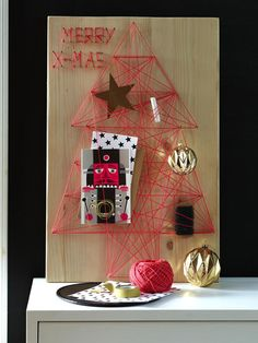 Moderne Weihnachtsdeko: 6 coole Ideen