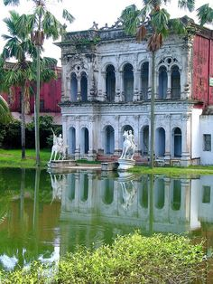 Sonargaon Folk Art & Craft Museum, Sonargaon, Bangladesh