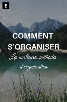 Comment s'organiser : Les meilleures méthodes d'organisation Organisation Ikea, Stress, Project Life, Ecology, Organiser, Coaching, Life Hacks, Management, Activities