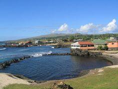 Velikonoční ostrov, Hanga Roa Easter Island, Guam, French Polynesia, Vanuatu, Papua New Guinea, Fiji, Islands, Outdoor, Outdoors