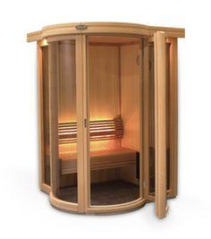 Sauna Vision Tylö® -  www.oliness.com - Concessionnaire Jacuzzi® région centre