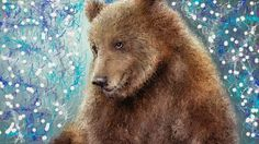 PCペイントで絵を描きました! Art picture by Seizi.N:   クマさんの絵を描いてみました、上目づかいがとっても可愛いですね!  Vamos Fugir Skank http://youtu.be/a-bIRncow1s