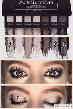 Addiction Palette #2 Eye shadow