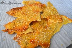 Red Chili and Cheddar Crackers