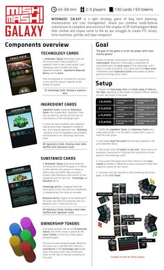 Games rules ver. 0.2 - page 1