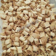 Παραδοσιακά Ζυμαρικά  -  'Εμνοστον: Χειροποίητο ποντιακό σιρόν. Παράγεται στο εργαστήρ...
