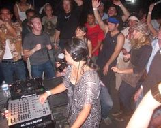 This may or may not be a sweaty, dancing Mark Zuckerberg at a rave in 2009. I have no idea why I think this is so funny.