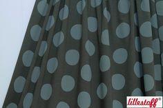 lillestoff » Big Dots, oliv « // hier erhältlich: http://www.lillestoff.com/bigdots-oliv.html