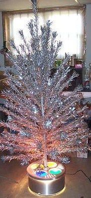 "Want a ""disco"" vintage tree!"