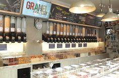 Granel, unpacked shop in España! -L
