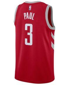 400775d5fe04 Nike Men Chris Paul Houston Rockets Icon Swingman Jersey